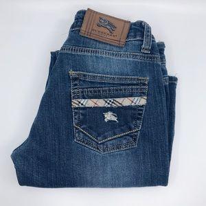Ultra Vintage Burberry Jeans!